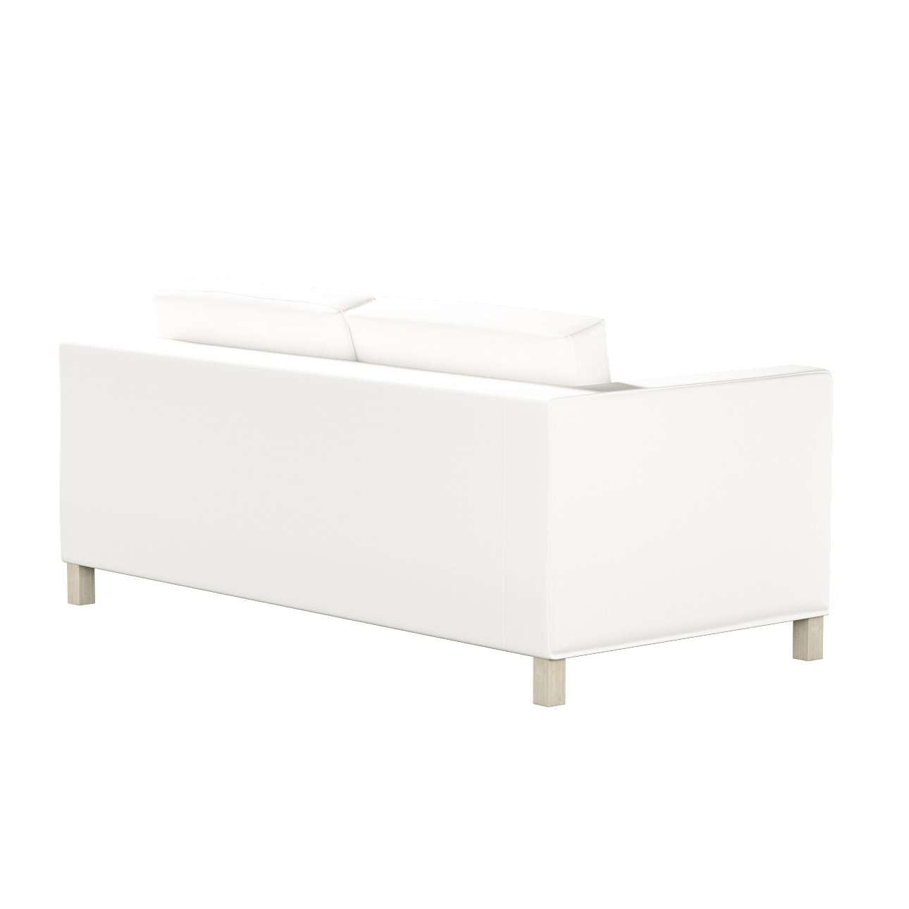 Potah na pohovku IKEA  Karlanda rozkládací, krátký v kolekci Cotton Panama, látka: 702-34