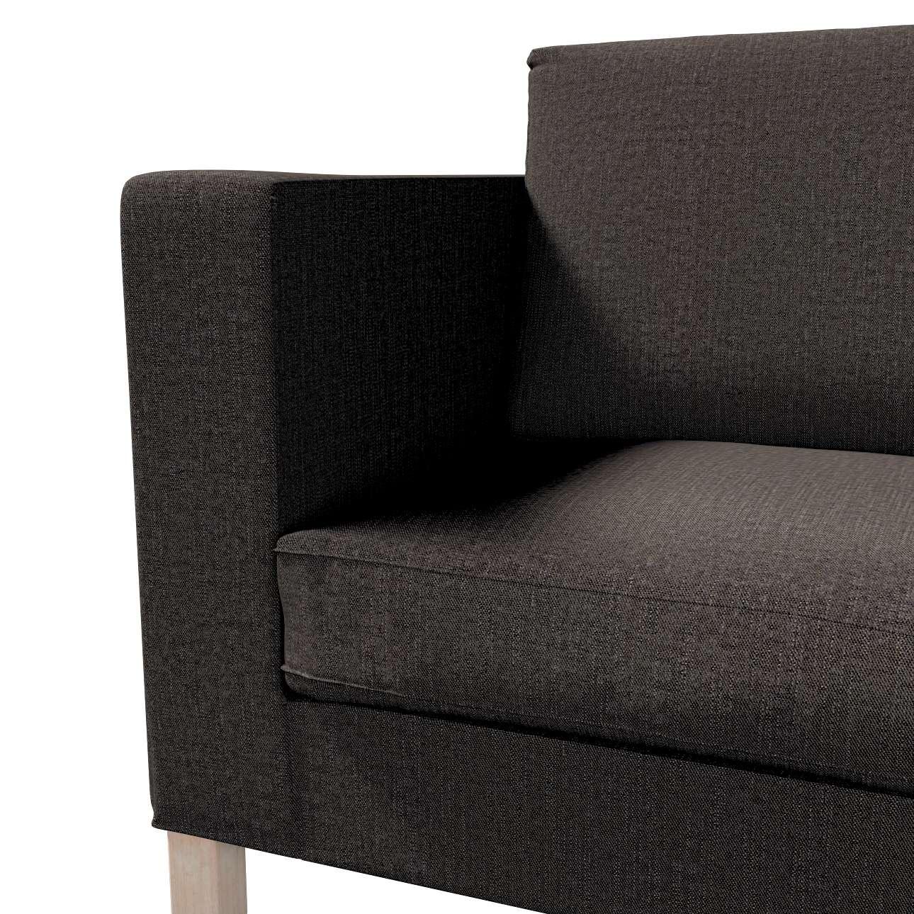 Pokrowiec na sofę Karlanda rozkładaną, krótki w kolekcji Etna, tkanina: 702-36