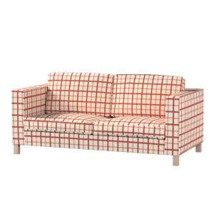 Pokrowiec na sofę Karlanda rozkładaną, krótki Sofa Karlanda rozkładana w kolekcji Avinon, tkanina: 131-15