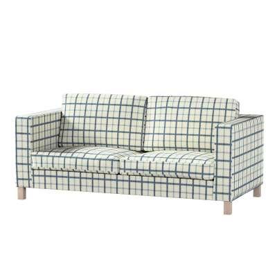 Pokrowiec na sofę Karlanda rozkładaną, krótki w kolekcji Avinon, tkanina: 131-66