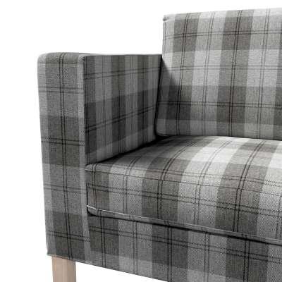 Potah na pohovku IKEA  Karlanda rozkládací, krátký v kolekci Edinburgh, látka: 115-75