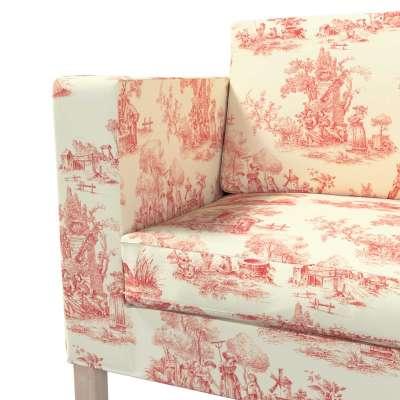 Karlanda nyitható kanapé huzat rövid a kollekcióból Avinon Lakástextil, Dekoranyag: 132-15