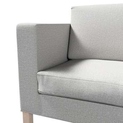 Pokrowiec na sofę Karlanda rozkładaną, krótki w kolekcji Living, tkanina: 160-89