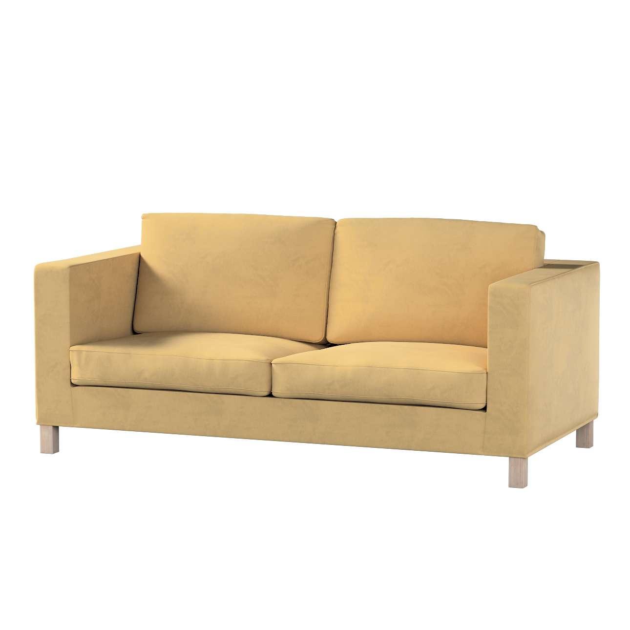 Karlanda nyitható kanapé huzat rövid a kollekcióból Living 2, Dekoranyag: 160-93