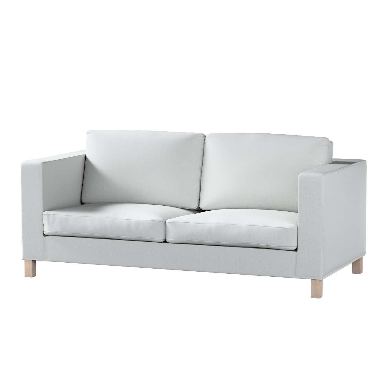 Potah na pohovku IKEA  Karlanda rozkládací, krátký v kolekci Living II, látka: 161-18