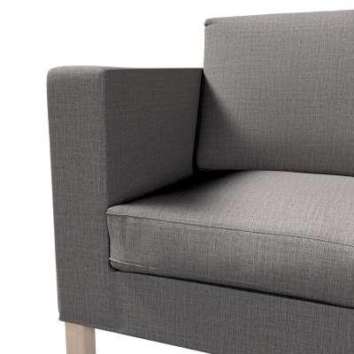 Potah na pohovku IKEA  Karlanda rozkládací, krátký v kolekci Living II, látka: 161-16