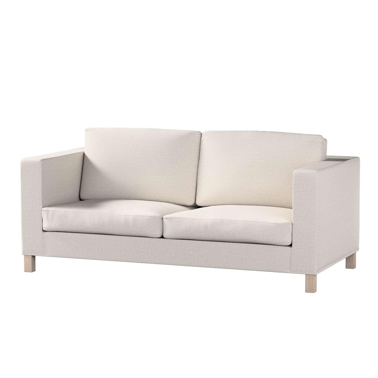 Potah na pohovku IKEA  Karlanda rozkládací, krátký v kolekci Living II, látka: 161-00