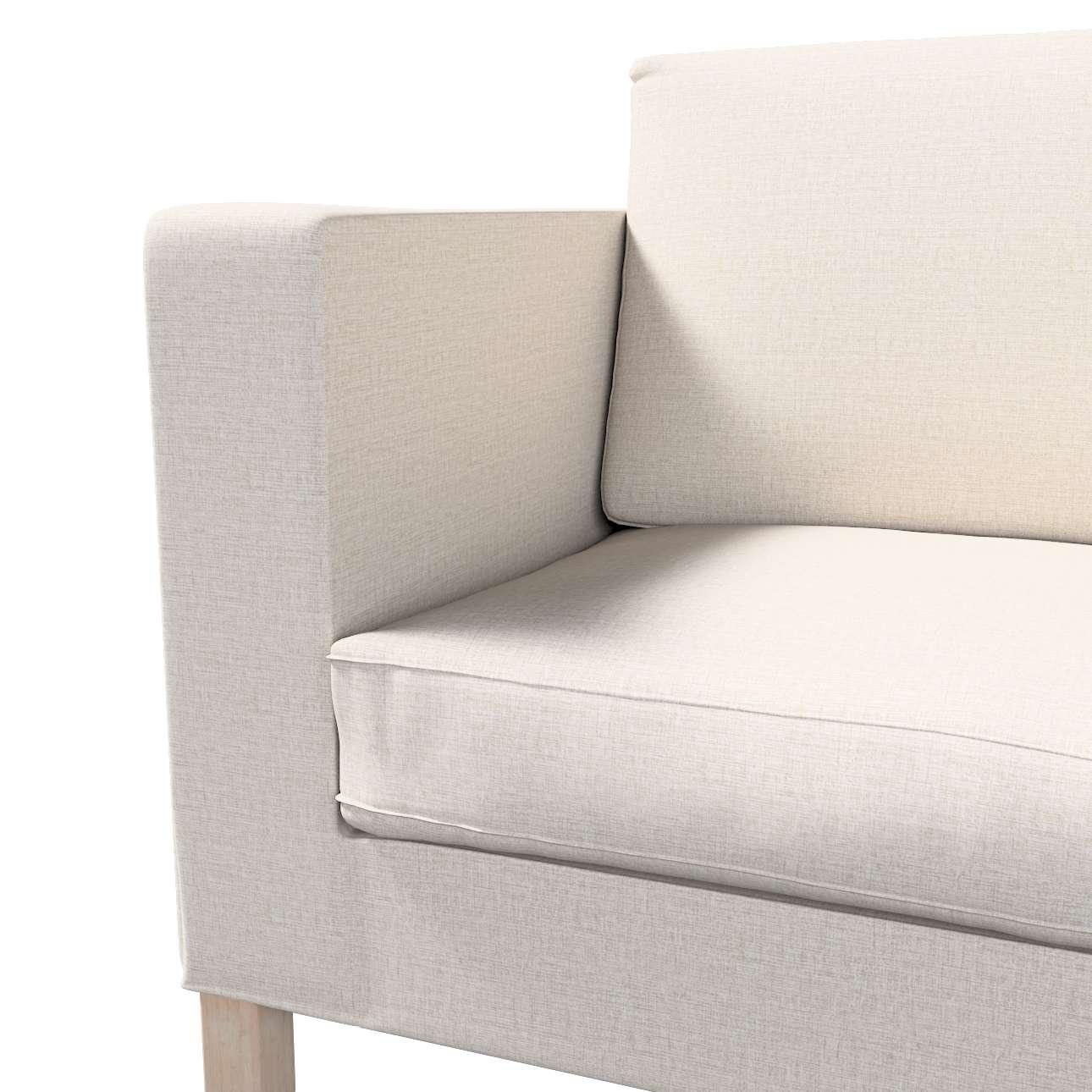 Karlanda nyitható kanapé huzat rövid a kollekcióból Living 2, Dekoranyag: 161-00