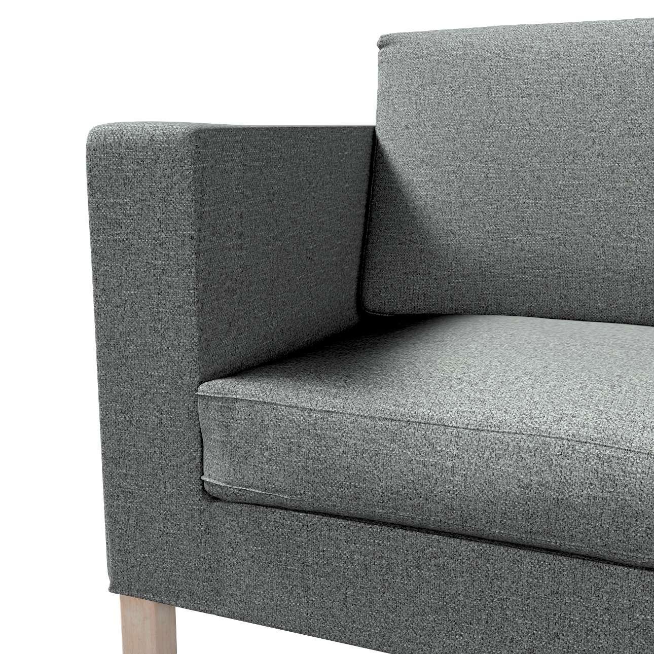 Pokrowiec na sofę Karlanda rozkładaną, krótki w kolekcji Madrid, tkanina: 161-24
