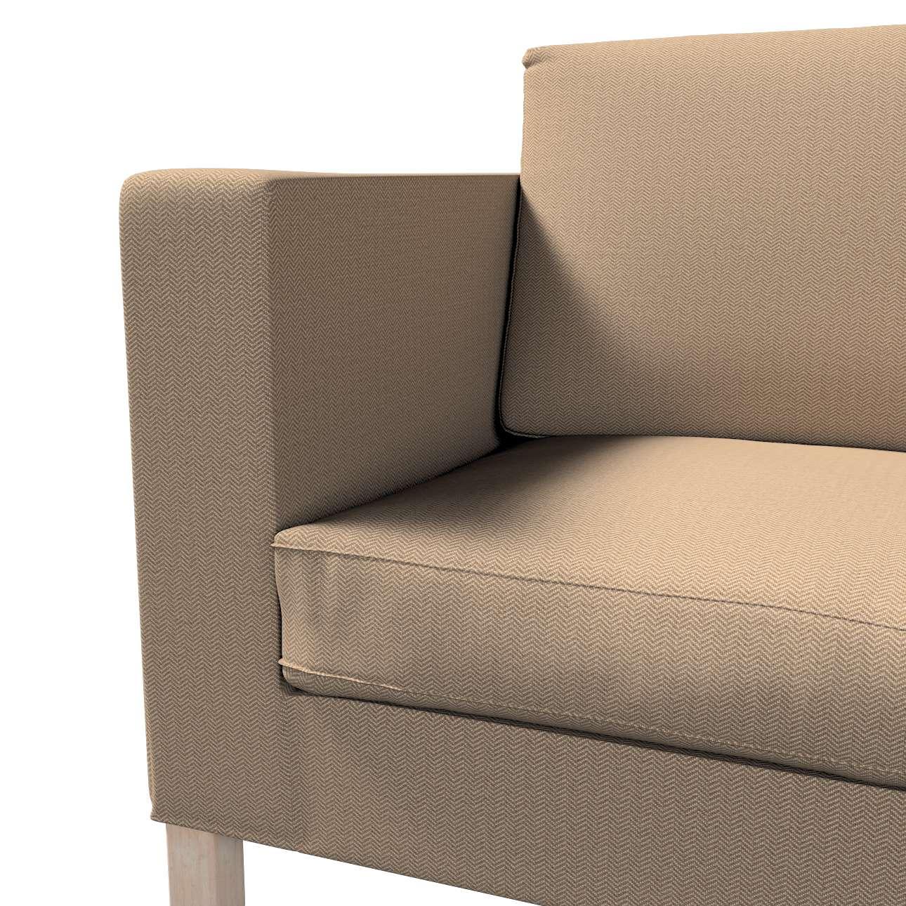 Karlanda nyitható kanapé huzat rövid a kollekcióból Bergen, Dekoranyag: 161-85