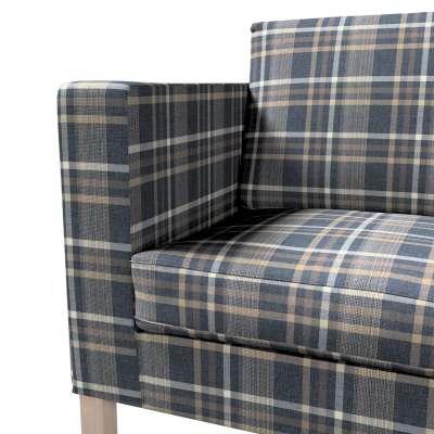 Karlanda nyitható kanapé huzat rövid a kollekcióból Edinburgh Bútorszövet, Dekoranyag: 703-16