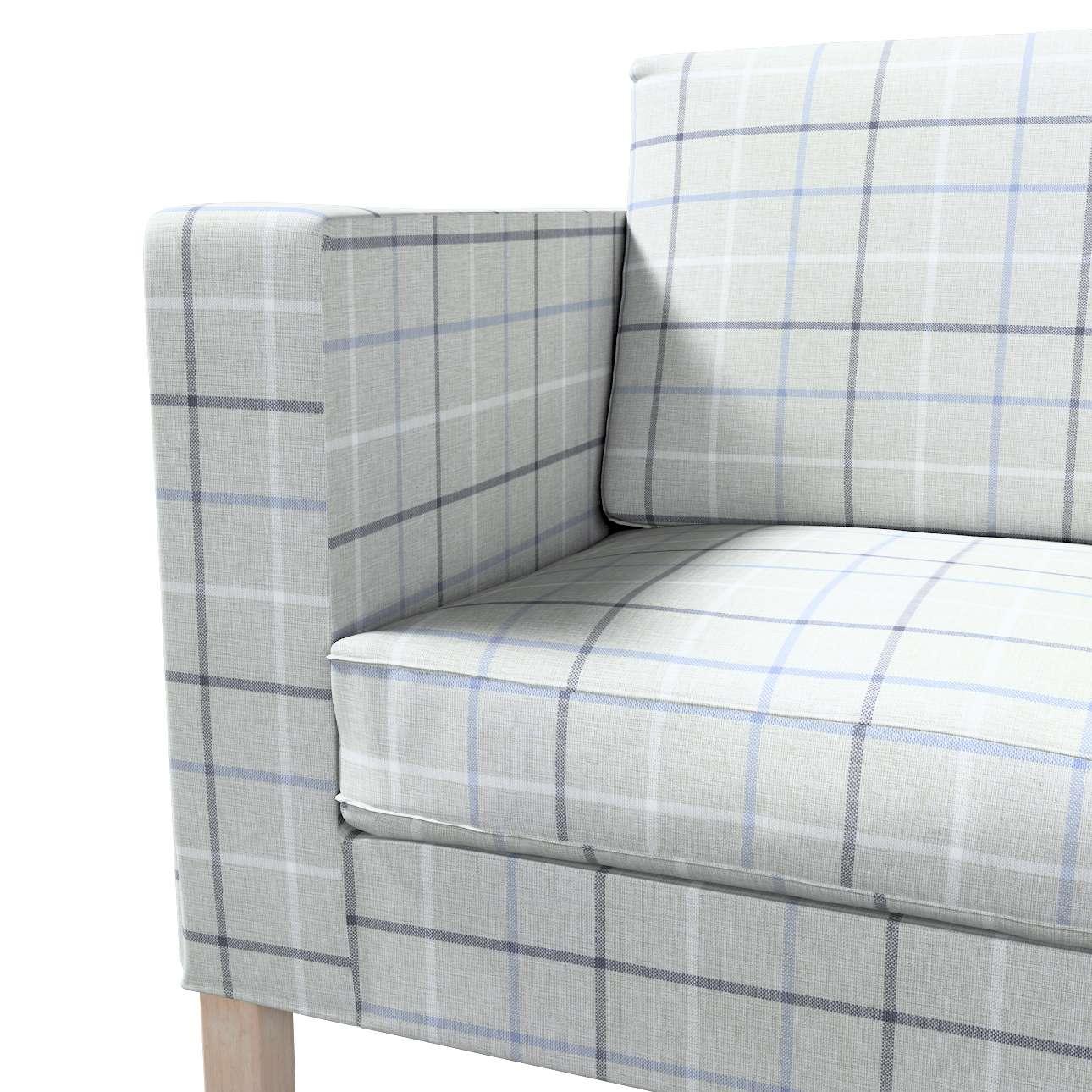 Karlanda nyitható kanapé huzat rövid a kollekcióból Edinburgh Bútorszövet, Dekoranyag: 703-18