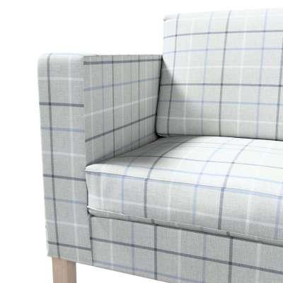 Pokrowiec na sofę Karlanda rozkładaną, krótki w kolekcji Edinburgh, tkanina: 703-18