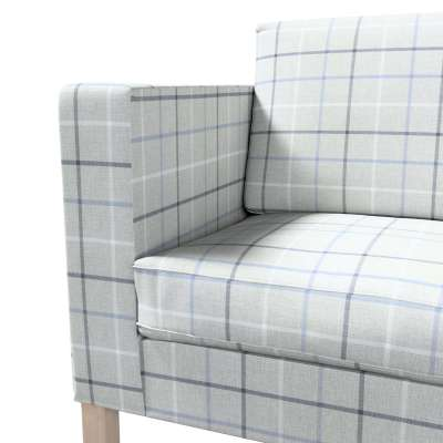 Potah na pohovku IKEA  Karlanda rozkládací, krátký v kolekci Edinburgh, látka: 703-18