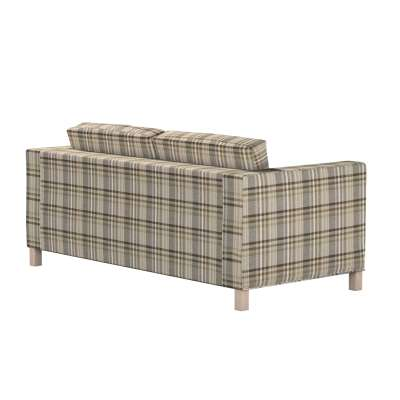 Potah na pohovku IKEA  Karlanda rozkládací, krátký v kolekci Edinburgh, látka: 703-17