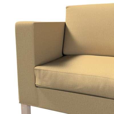 Pokrowiec na sofę Karlanda rozkładaną, krótki w kolekcji Living, tkanina: 161-50