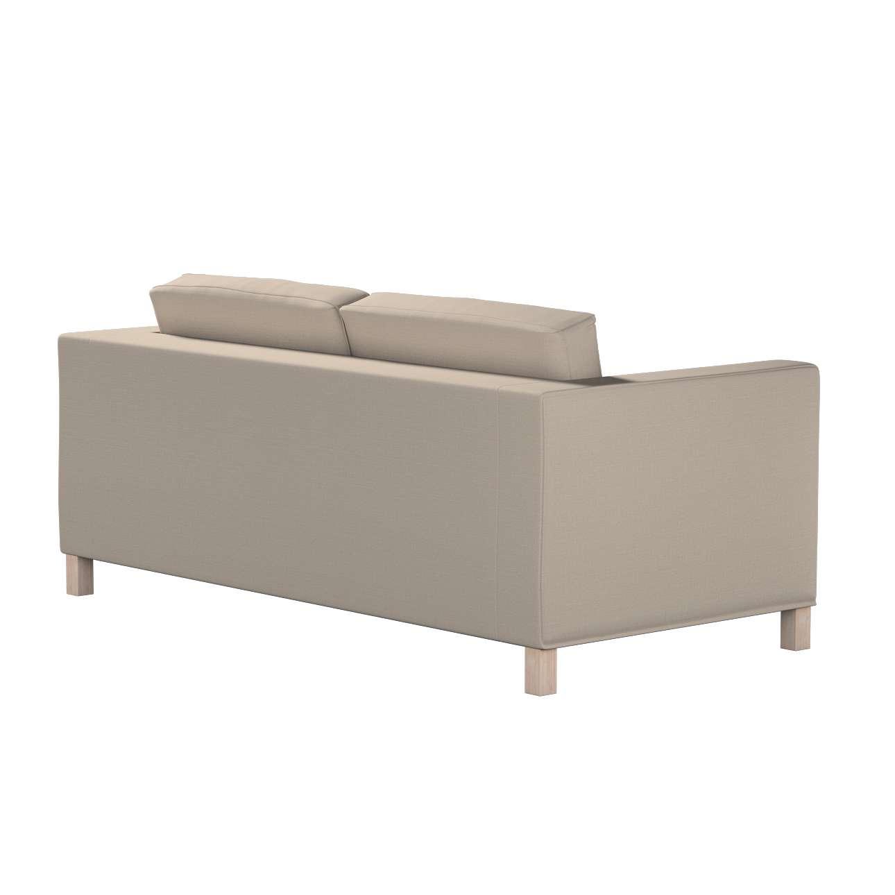 Pokrowiec na sofę Karlanda rozkładaną, krótki w kolekcji Living, tkanina: 161-53