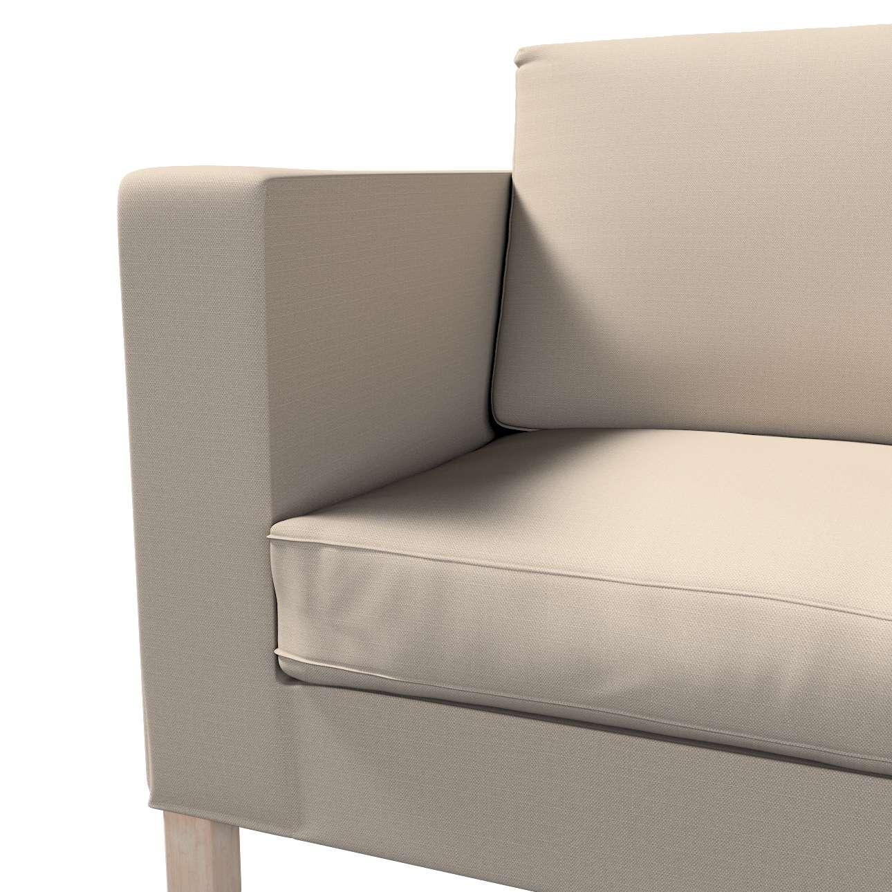 Karlanda nyitható kanapé huzat rövid a kollekcióból Living Bútorszövet, Dekoranyag: 161-53