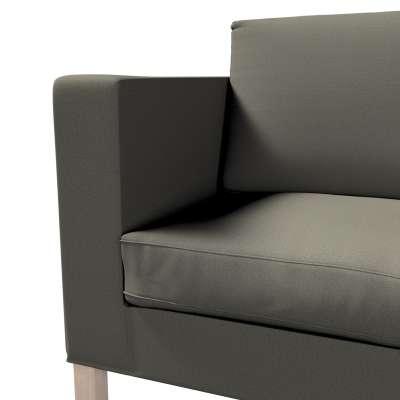 Pokrowiec na sofę Karlanda rozkładaną, krótki w kolekcji Living, tkanina: 161-55