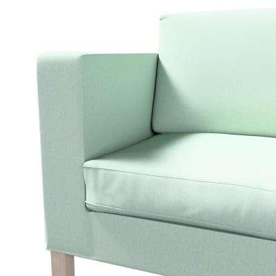 Pokrowiec na sofę Karlanda rozkładaną, krótki w kolekcji Living, tkanina: 161-61