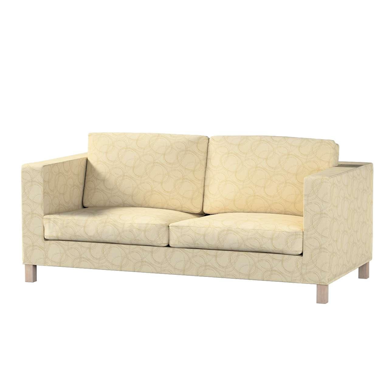 Potah na pohovku IKEA  Karlanda rozkládací, krátký v kolekci Living, látka: 161-81