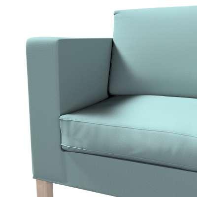 Karlanda nyitható kanapé huzat rövid a kollekcióból Cotton Panama Bútorszövet, Dekoranyag: 702-40