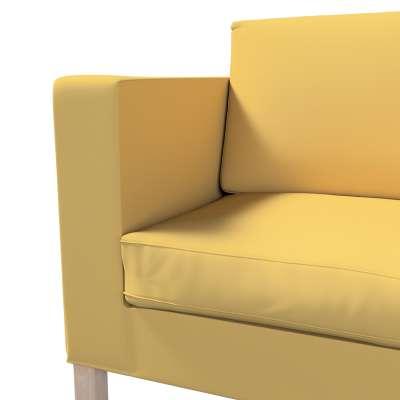 Karlanda nyitható kanapé huzat rövid a kollekcióból Cotton Panama Bútorszövet, Dekoranyag: 702-41