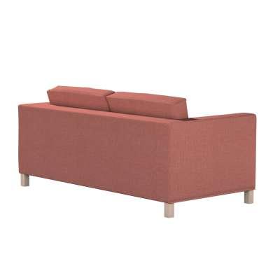 KARLANDA sofos lovos užvalkalas 704-84 rudas-konjakto spalvos šenilinis audinys Kolekcija City