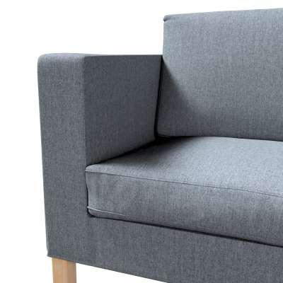 Pokrowiec na sofę Karlanda rozkładaną, krótki w kolekcji City, tkanina: 704-86