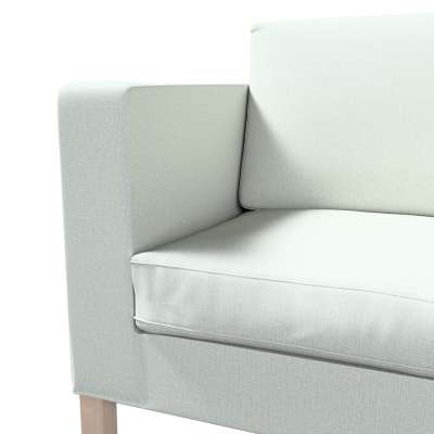 Pokrowiec na sofę Karlanda rozkładaną, krótki w kolekcji Living, tkanina: 161-41