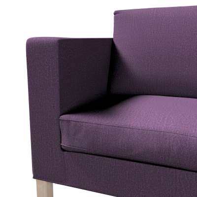 Pokrowiec na sofę Karlanda rozkładaną, krótki w kolekcji Living, tkanina: 161-67