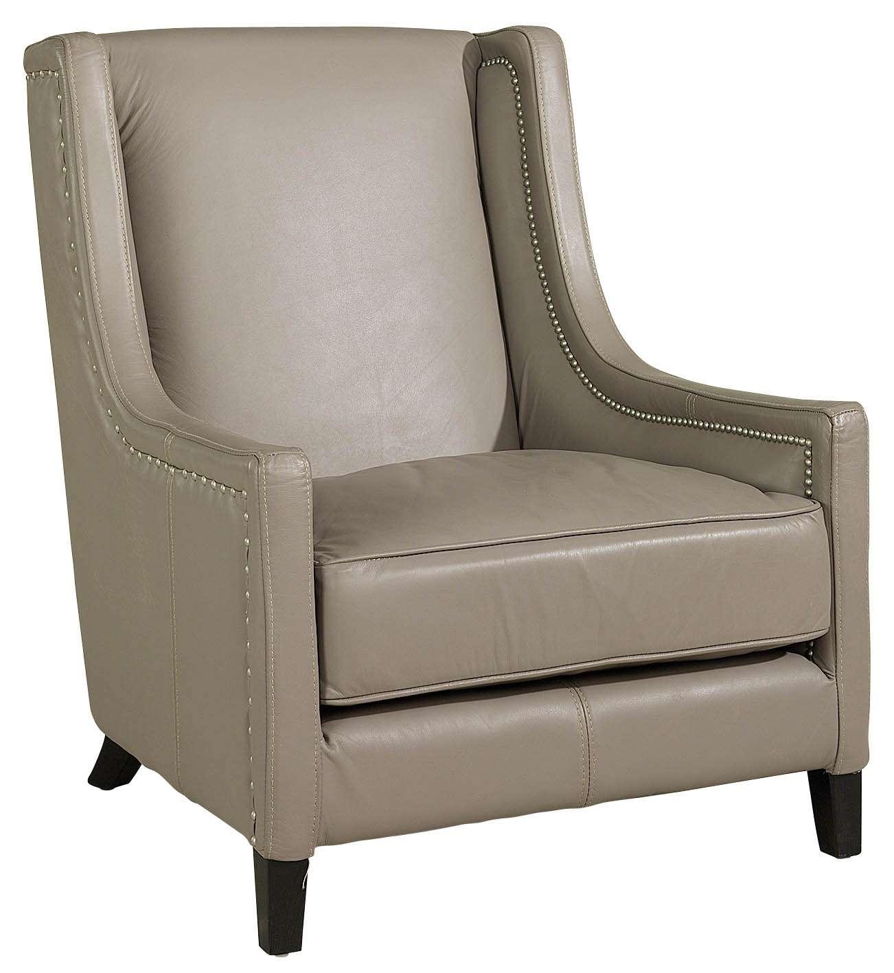 Fotel skórzany Manchester jasny 79x93x97cm