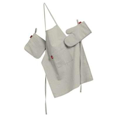 Kjøkkensett: forkle, hanske og grytelapp 133-65 Beige-meleret Kolleksjon Loneta