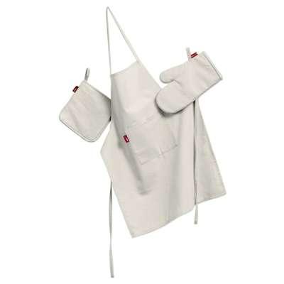 Komplet kuchenny fartuch,rękawica i łapacz