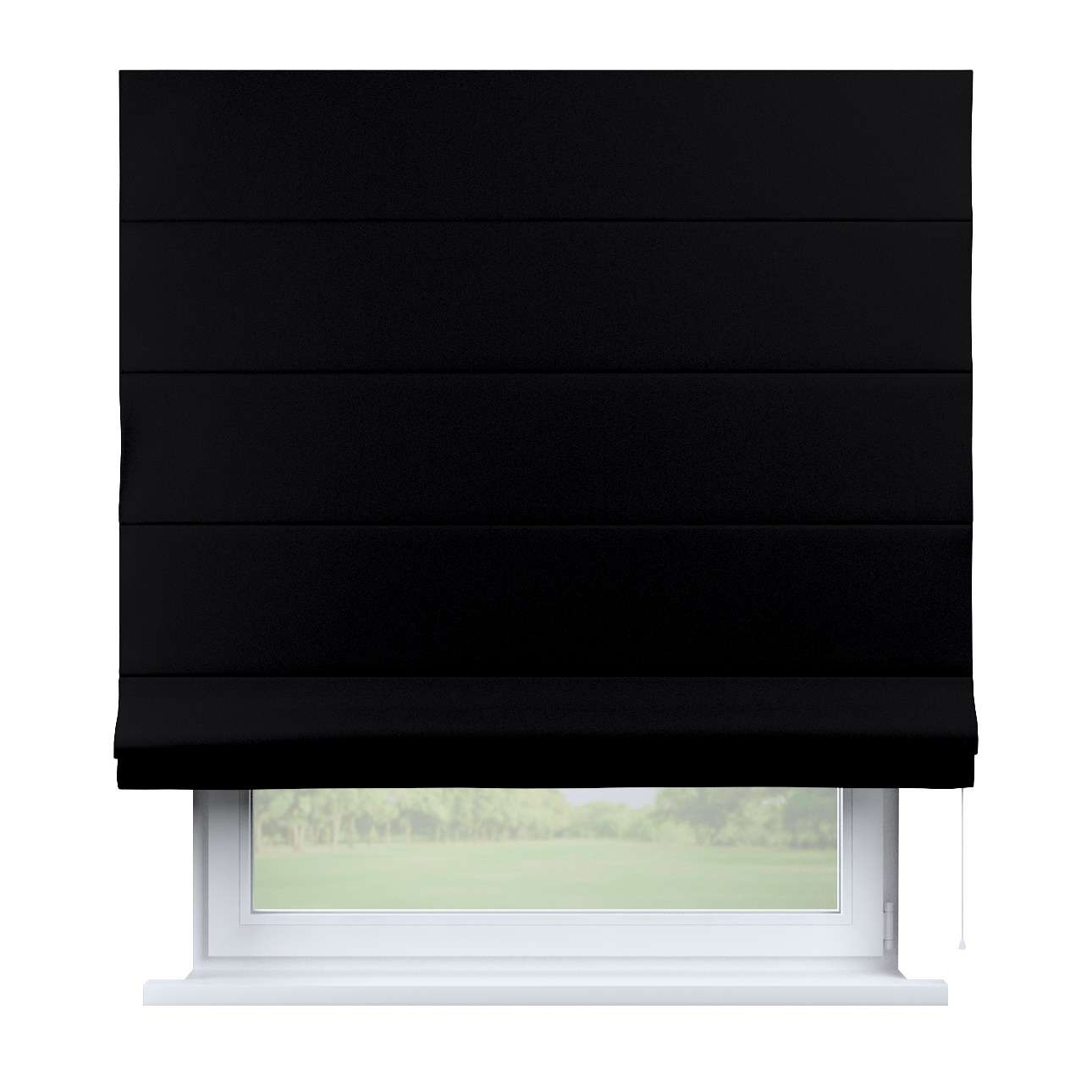 Blackout roman blind in collection Blackout, fabric: 269-99