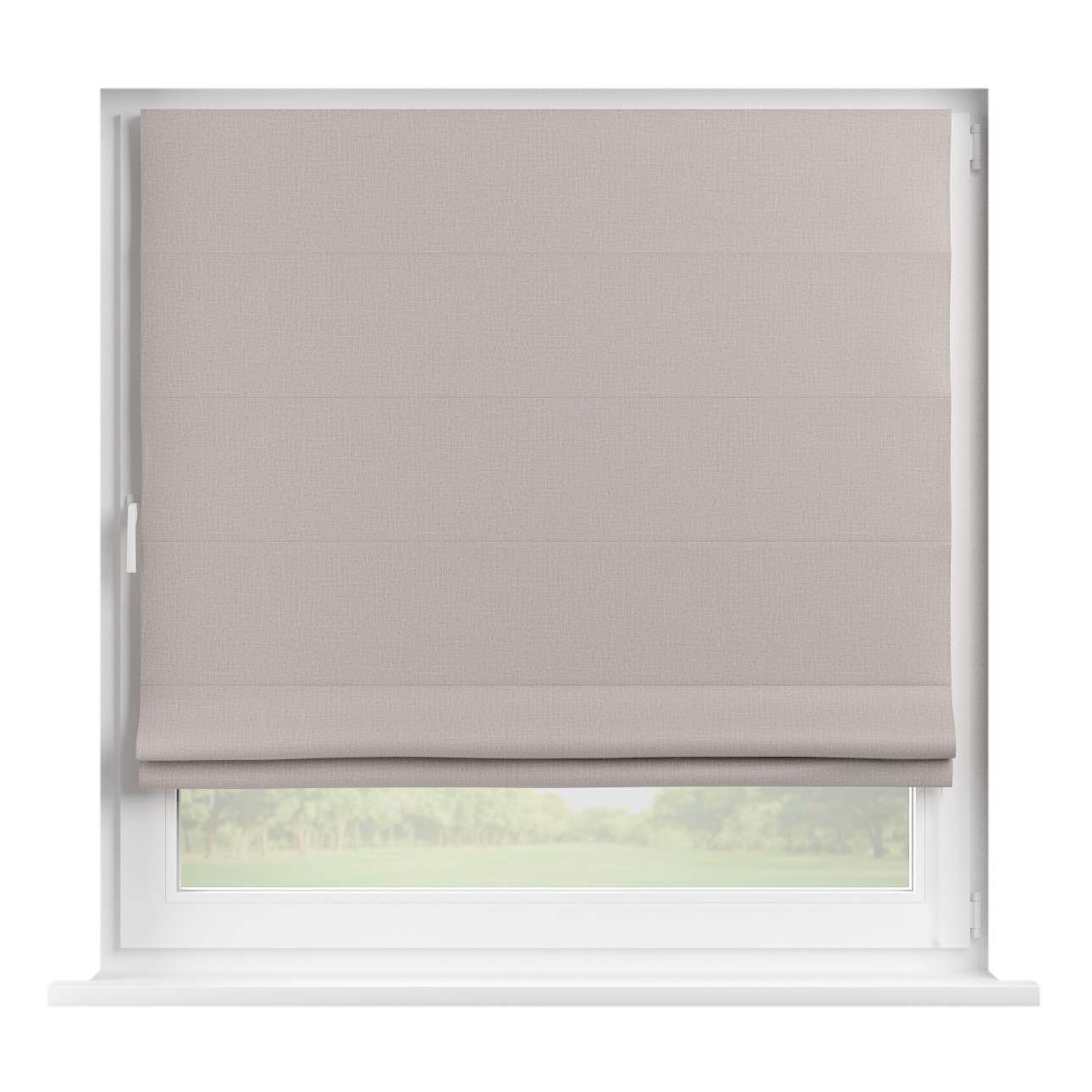 Blackout roman blind 80 x 170 cm (31,5 x 67 inch) in collection Blackout, fabric: 269-64