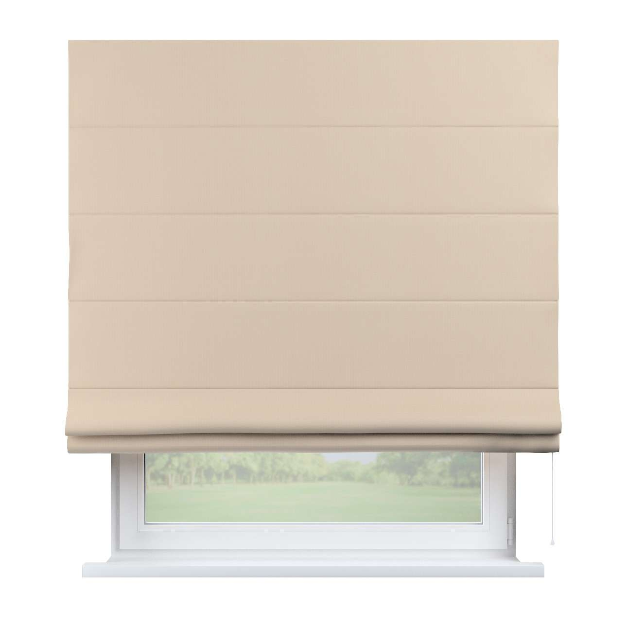 Blackout roman blind in collection Blackout, fabric: 269-66