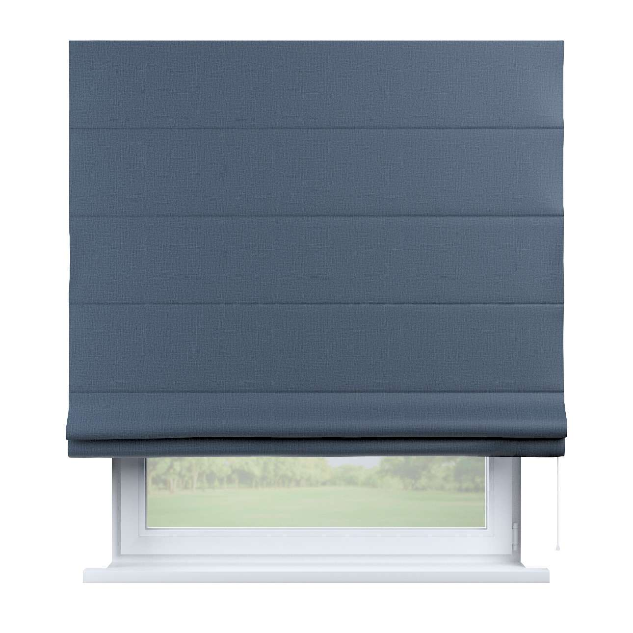 Blackout roman blind in collection Blackout, fabric: 269-67