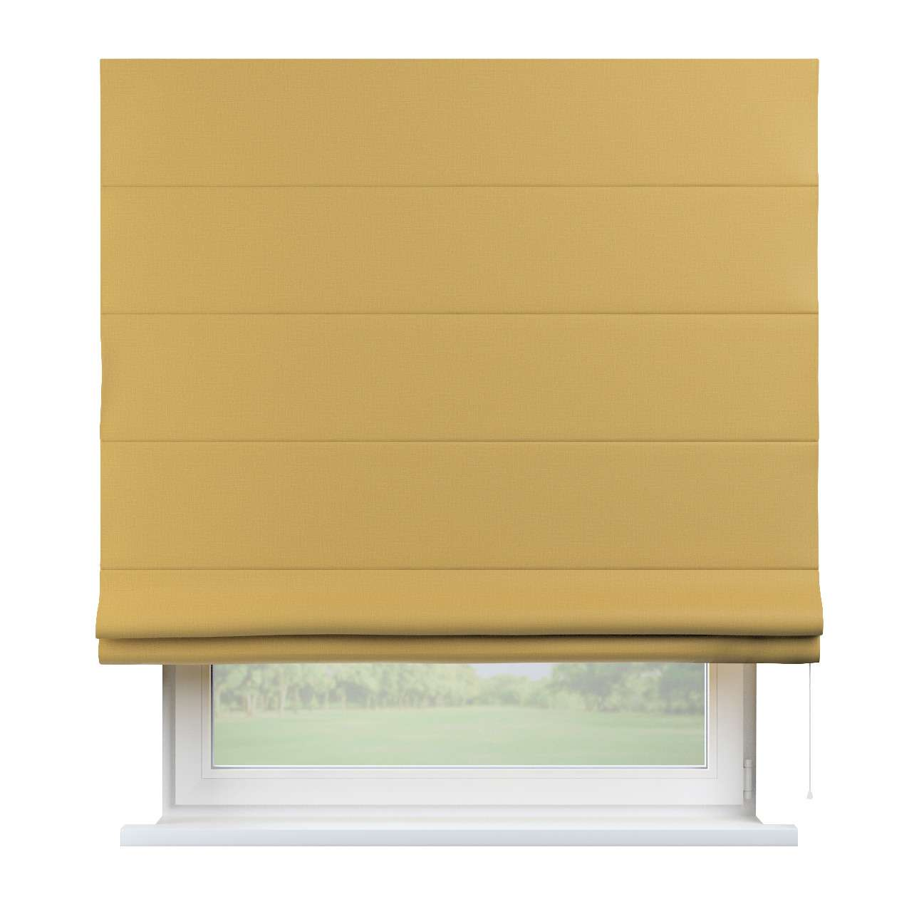 Blackout roman blind in collection Blackout, fabric: 269-68