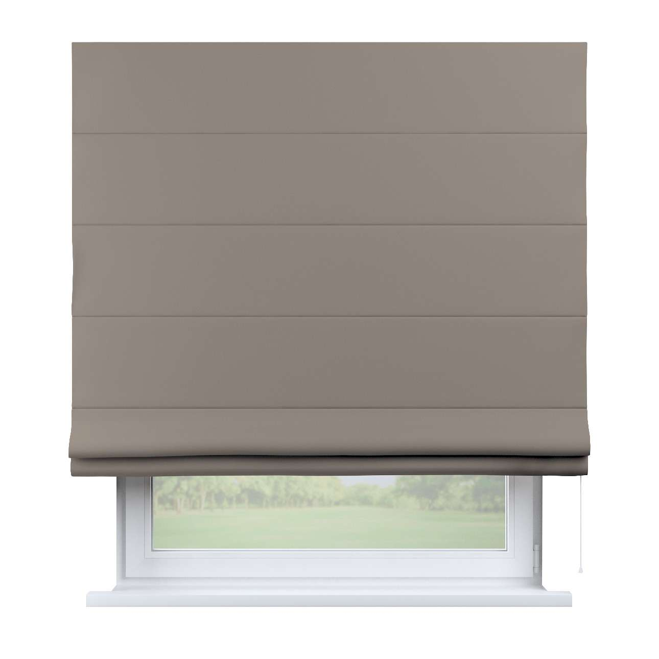 Blackout roman blind in collection Blackout, fabric: 269-81