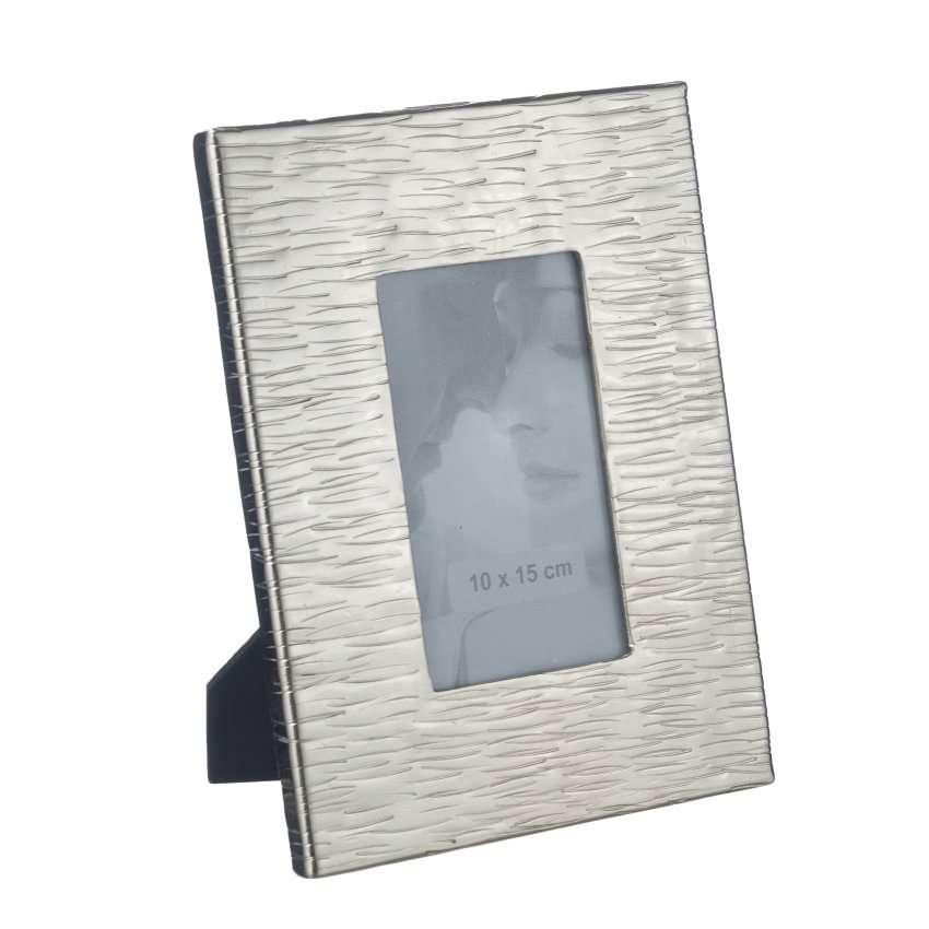 Fotorahmen Marco 19,5x25,5cm, 19,5 × 25,5 cm | Dekoration > Bilder und Rahmen > Rahmen | Metall | Dekoria