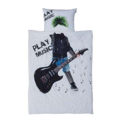 Obliečky na posteľ Malý roker