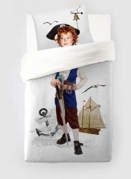 Bettwäsche im Set Little Pirate