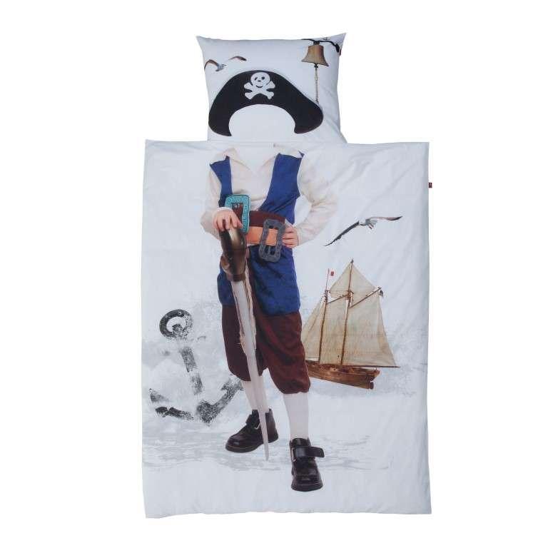 Obliečky na posteľ Malý pirát