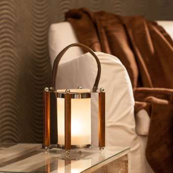 Lampion Hedda 18x18x25cm