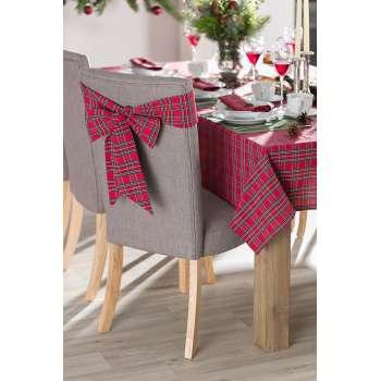 Dekoráció székre, karácsonyra