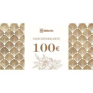 Geschenkkarte 100€ 100€