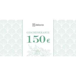 Geschenkkarte 150€ 150€