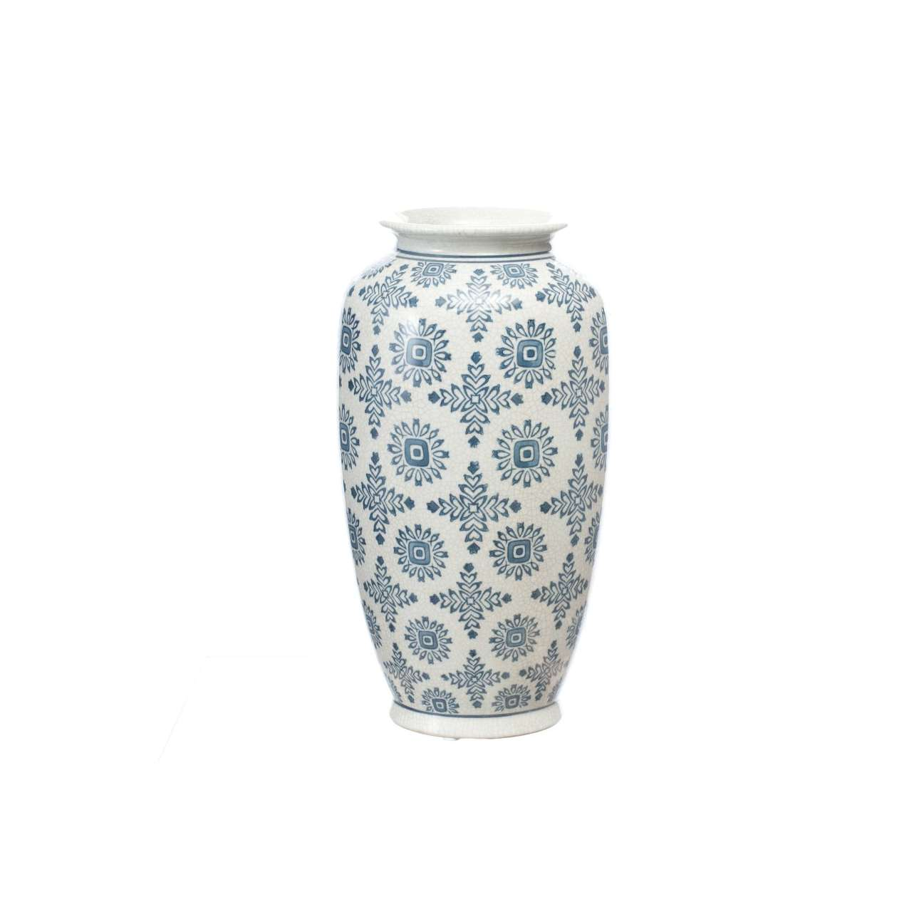Váza keramická Kyoko výška 31cm, průměr 17cm