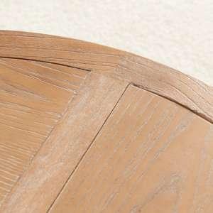 Couchtisch Kendari 90cm rund 90x46cm